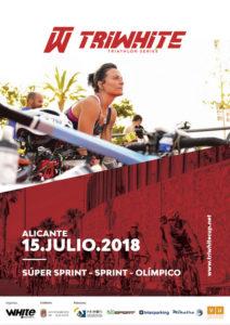 Triwhite Alicante 15 Julio 2018